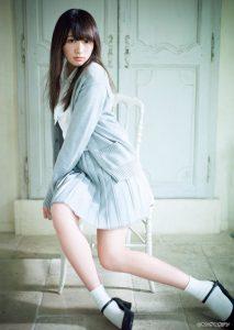 渡辺梨加 欅坂46 モデル