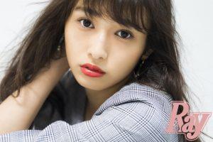 渡辺梨加 モデル