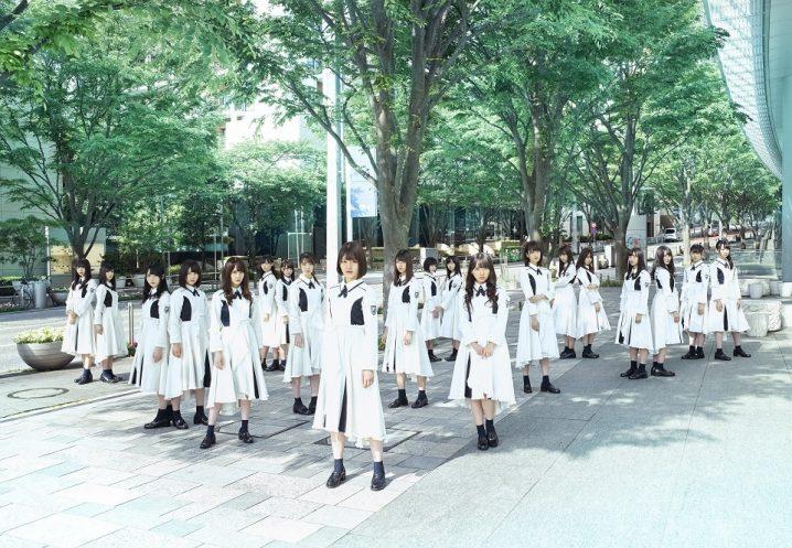 けやき坂46 アルバム 走り出す瞬間