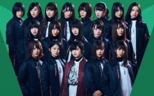 欅坂46 アンビバレント フォーメーション