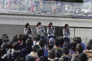 欅坂46 握手会 ミニライブ