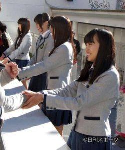 欅坂46 握手会 楽しみ方